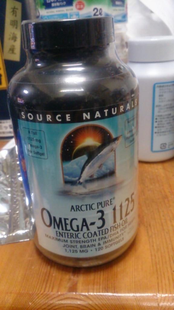 「DHA・EPA」も飲みましょう-頭が良くなるサプリメント